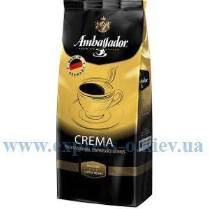 Изображение Кофе Ambassador CREMA в зернах 1 кг