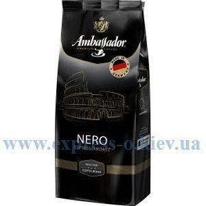 Изображение Кофе Ambassador Nero в зернах 1 кг
