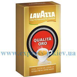 Изображение Кофе Lavazza   Qualita Oro молотый  250 г