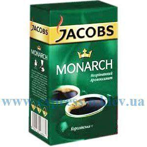 Изображение Кофе молотый  Jacobs Monarch  450 г