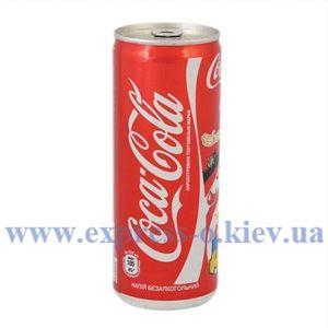 Изображение Напиток Coca-Cola  0,33 л