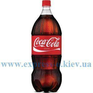 Изображение Напиток Coca-Cola  2 л