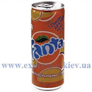 Изображение Напиток Fanta Апельсин  0,33 л