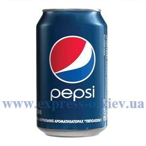 Изображение Напиток Pepsi Cola 0,33 л