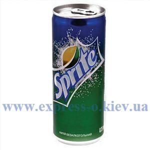 Изображение Напиток Sprite 0,33 л
