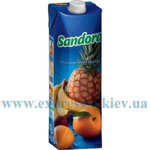 Изображение Нектар Sandora   мультивитамин 0,95 л