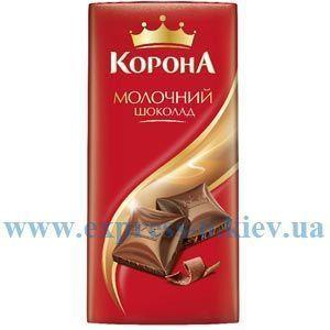 Изображение Шоколад Корона молочный, Ассорти 100 г