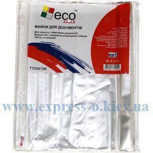 Изображение Файл А4 Eco-Eagle 30 мкм глянцевий 100 штук