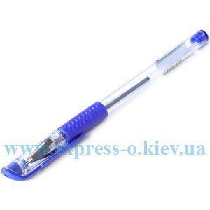 Изображение Ручка гелева Eco-Eagle 0,5 мм, колір синій