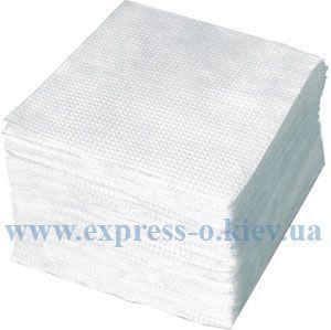 Изображение Салфетки Z-ВЕST ЭКОНОМ 23*23 см барные белые 400 штук
